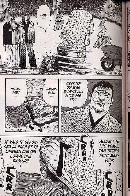 Tennen, Pur & Dur T1, manga chez Delcourt de Yoshida