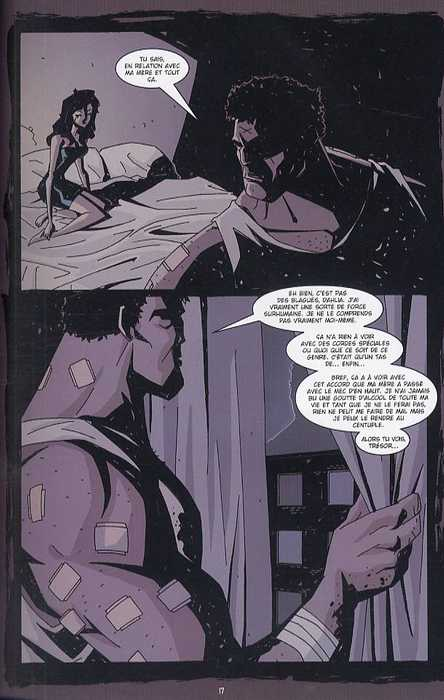 Ruule T2 : Sam Suède et Dahlia (0), comics chez Bamboo de Amani, Rousseau, Brusco