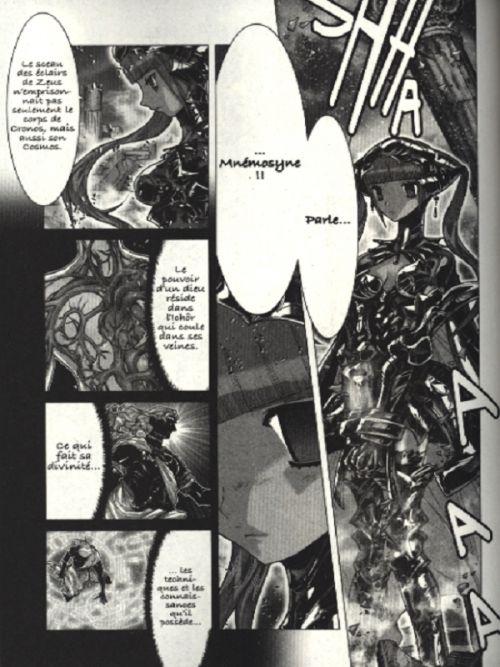 Saint Seiya - Episode G  T5, manga chez Panini Comics de Kurumada, Okada
