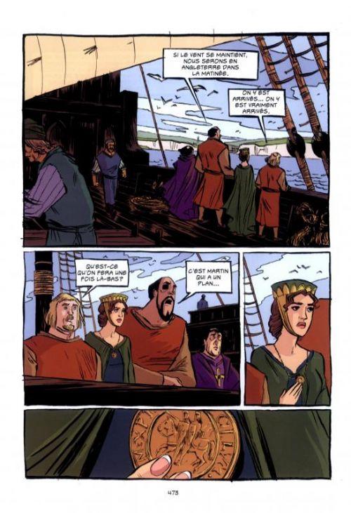Templiers, comics chez Akileos de Mechner, Puvilland, Pham, Sycamore, Campbell