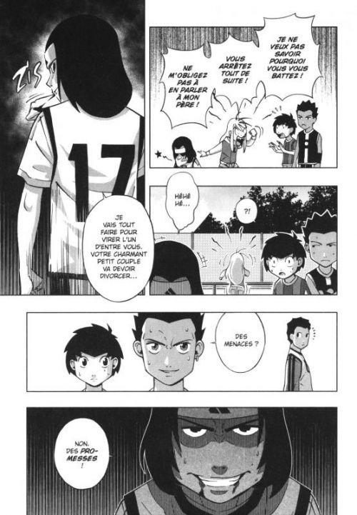 L'équipe Z T1, manga chez Kotoji de Studio Makma, Tourriol, Fernandes, Carreres