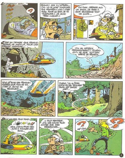 Les petits hommes T12 : Le guêpier (0), bd chez Dupuis de Seron, Léonardo