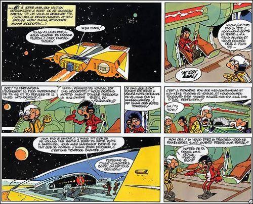 Les petits hommes T16 : La planète Ranxérox (0), bd chez Dupuis de Seron, Léonardo