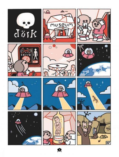 Dickie T5 : Dickie dans l'espace (0), bd chez Glénat de de Poortere