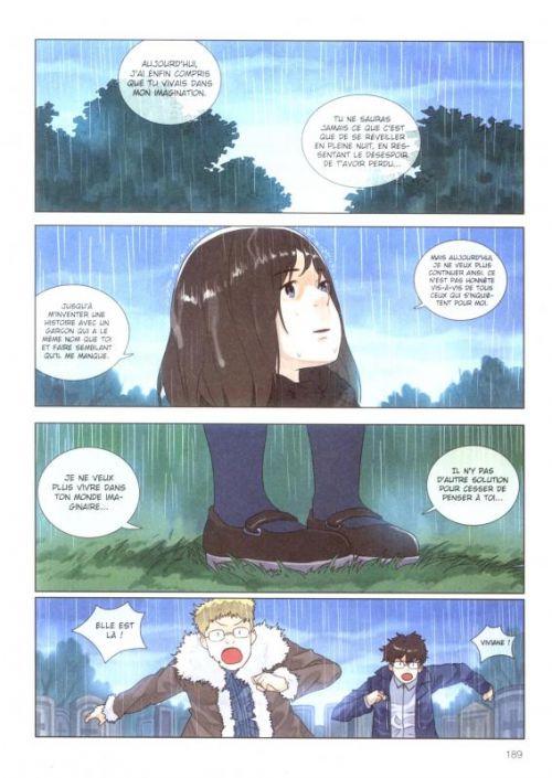 Hello Viviane, manga chez Pika de Zhao
