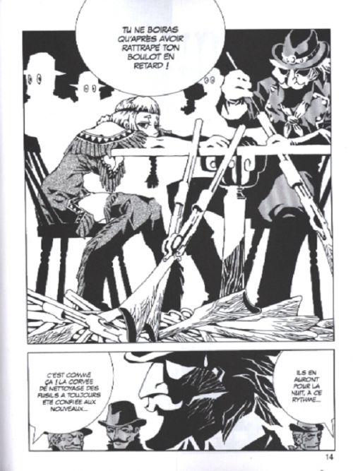 Jabberwocky T7, manga chez Glénat de Hisa