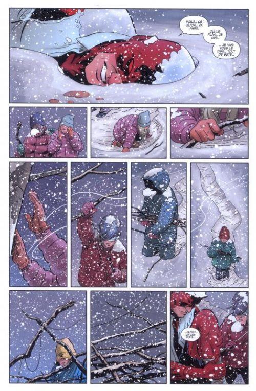Je suis Daredevil, comics chez Panini Comics de Miller, Bendis, Brubaker, Nocenti, Lee, Conway, Chichester, Waid, Shooter, Everett, Colan, Wood, Rivera, Romita Jr, Kane, Weeks, Maleev, Williamson, Aja, Collectif, Djurdjevic