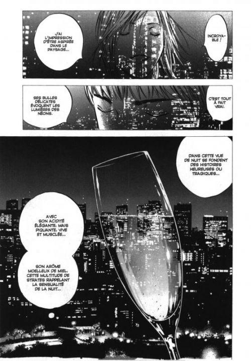 Les gouttes de Dieu T42, manga chez Glénat de Agi, Okimoto