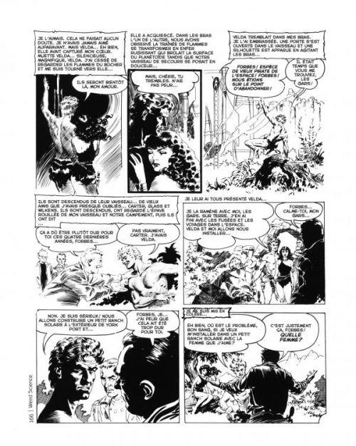 Weird Science T3, comics chez Akileos de Gaines, Feldstein, Frazetta, Evans, Kamen, Wood, Orlando, Elder, Williamson, Kurtzmann, Vince, Stan