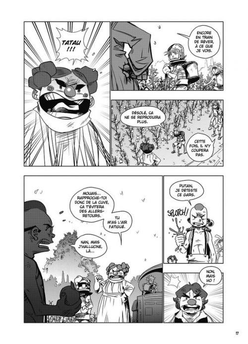 Burning Tattoo T1, manga chez Ankama de Nhieu