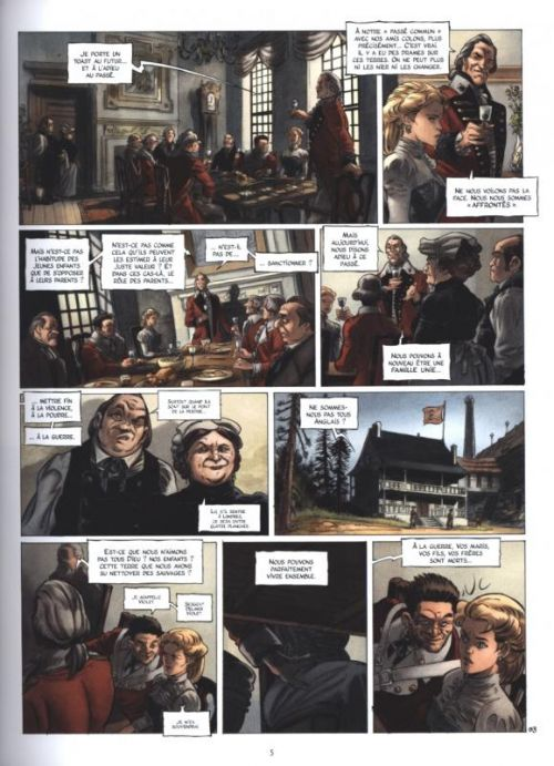 Ulysse 1781 T2 : Le Cyclope 2/2 (0), bd chez Delcourt de Dorison, Hérenguel, Lamirand