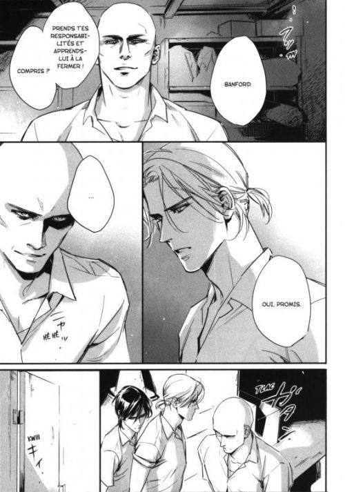 Deadlock  T1, manga chez Taïfu comics de Aida, Takashina