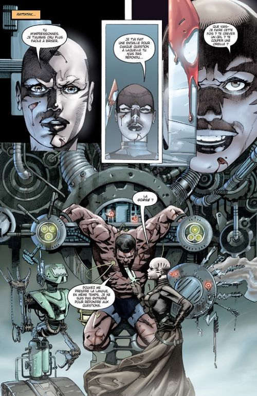 Star Wars - Clone Wars T5 : Les meilleures lames (0), comics chez Delcourt de Barlow, Blackman, Ostrander, Giorello, Hoon, Badeaux, Anderson