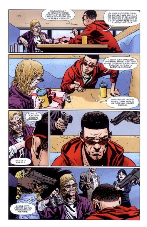 MPH, comics chez Panini Comics de Millar, Fegredo, Doherty