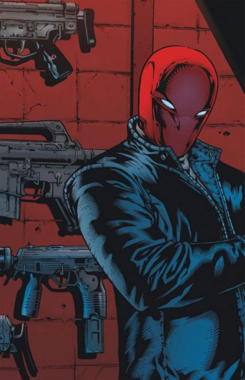 Batman - L'énigme de Red Hood, comics chez Urban Comics de Winick, Richards, Battle, Davis, Lee, Raimondi, Haun, Mahnke, Sinclair, Reber, Mattina