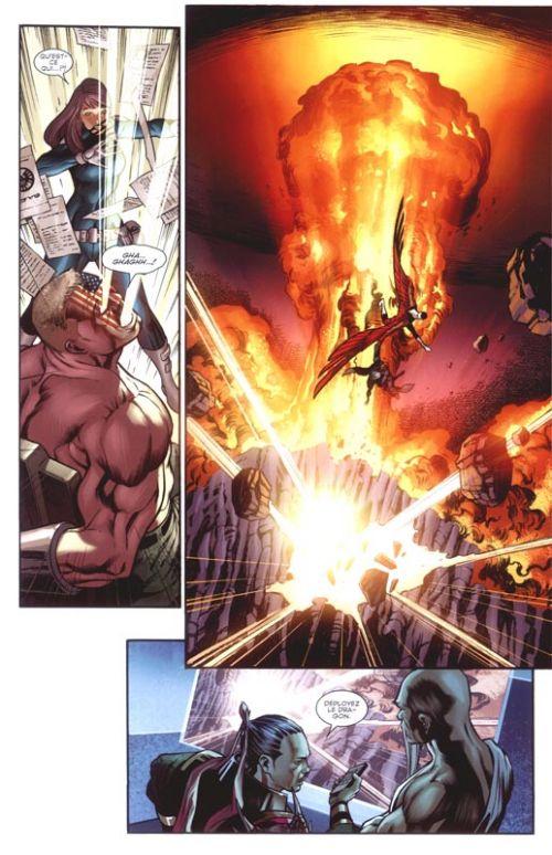 Captain America (vol.7) T3 : Nuke se déchaîne (0), comics chez Panini Comics de Remender, Pacheco, Janson, Klein, Staples, White, Rosenberg, Beredo, Cheung