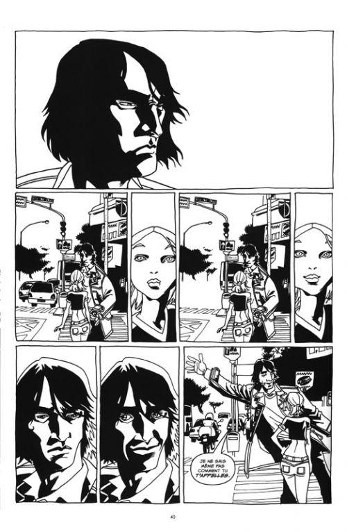 Détails d'une vie brésilienne, comics chez Urban Comics de Ba, Moon