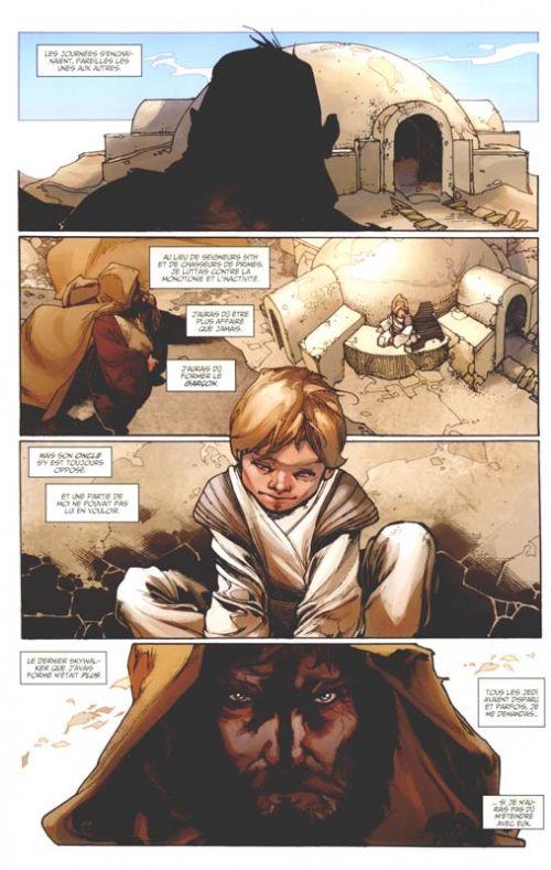 Star Wars T2 : Epreuve de force sur Nar Shaddaa (0), comics chez Panini Comics de Aaron, Bianchi, Immonen, Ponsor