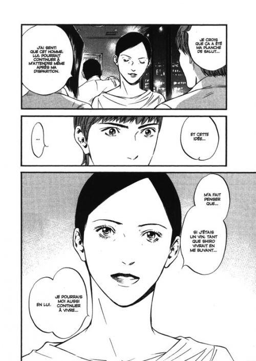 Les gouttes de Dieu T43, manga chez Glénat de Agi, Okimoto