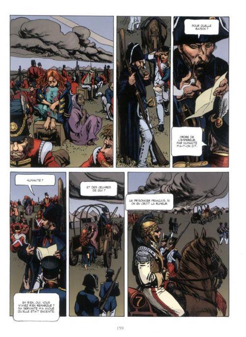 Empire : Tomes 1 à 3 (0), bd chez Delcourt de Pécau, Kordey, Chuckry