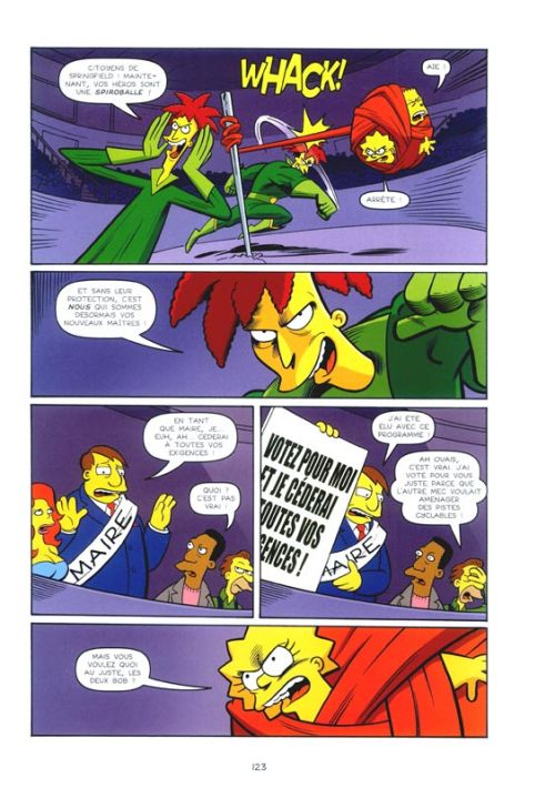 Bartman T5 : Bartman forever (0), comics chez Jungle de Boothby, Rankine, Verrobe, Rodriguez, Delaney, Rote, Barta, Costanza, Matsumoto, Hamill, Stanley, Villanueva, Kane, Ungar, Groening