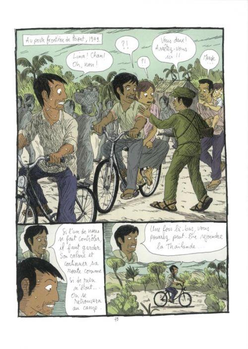 L'Année du lièvre T3 : Un nouveau départ (0), bd chez Gallimard de Tian
