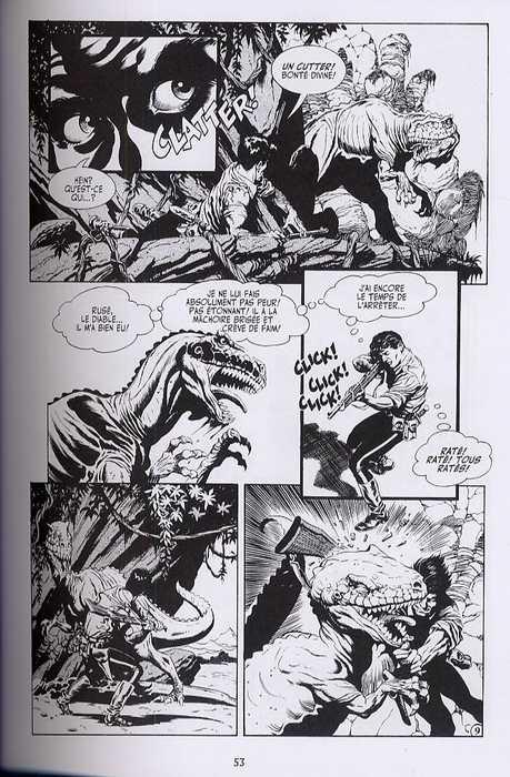 Chroniques de l'ère xénozoïque T2 : Le nouveau monde (0), comics chez Akileos de Schultz