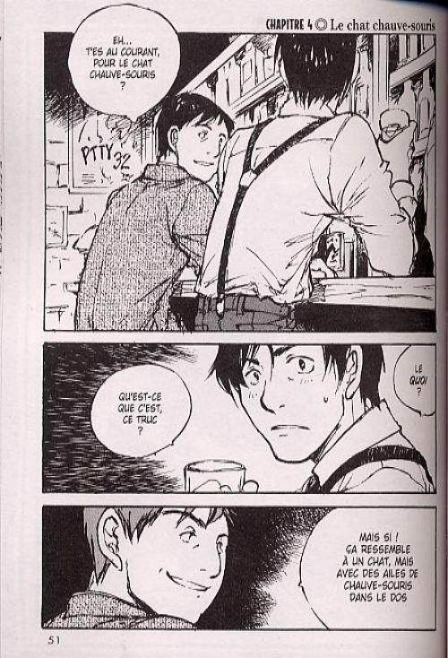 Les mystères de Taisho T1, manga chez Delcourt de Toume