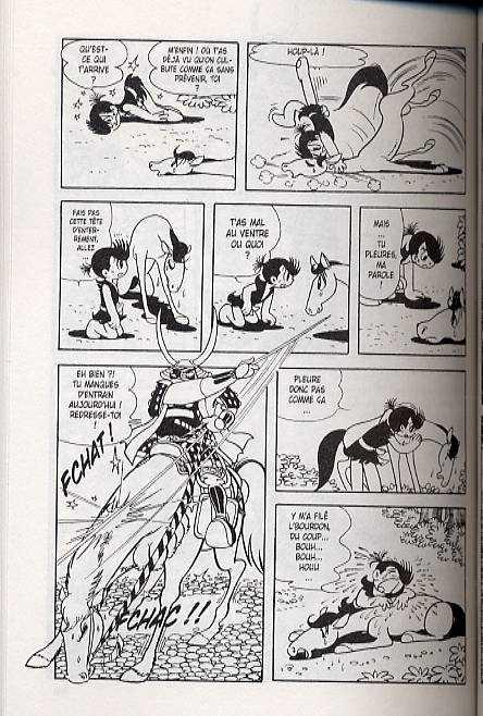 Dororo T4, manga chez Delcourt de Tezuka