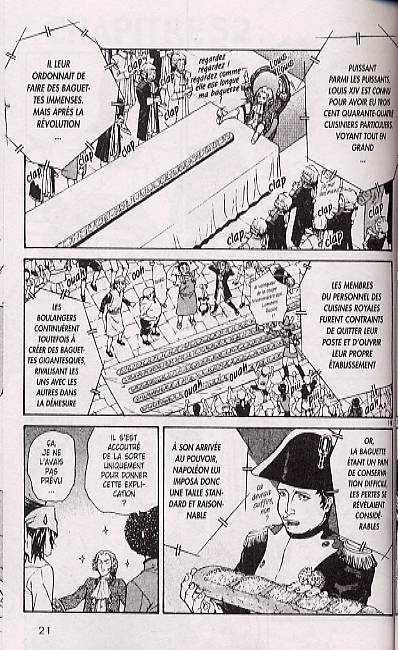 Yakitate Ja-pan !! T7, manga chez Delcourt de Hashiguchi