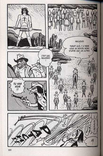 Demain les oiseaux, manga chez Delcourt de Tezuka