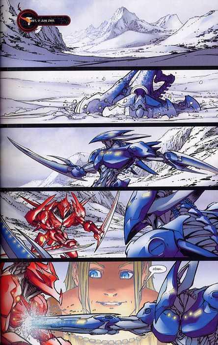 Soulfire T1 : Catalyseur (0), comics chez Delcourt de Krul, Loeb, Turner, Steiterwald