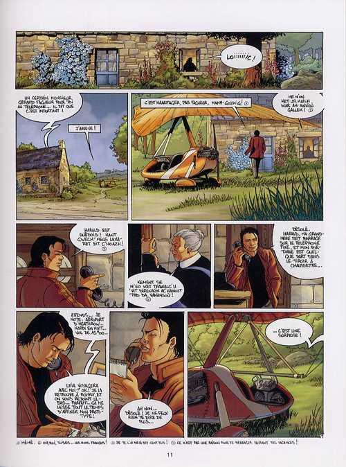 Imago Mundi T9 : La colline blessée (0), bd chez Dargaud de Braquelaire, Corbeyran, Brahy, Marquebreucq