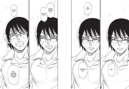 Erased T8, manga chez Ki-oon de Sanbe