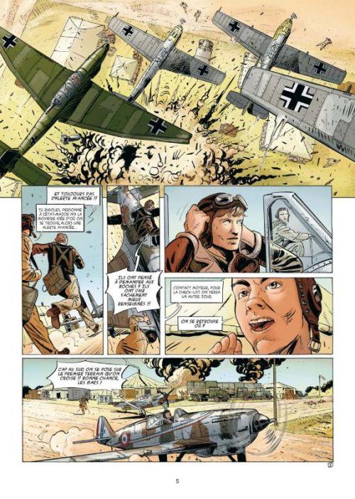 1940 Et si la France avait continué la guerre T2 : Le Sursaut (0), bd chez Soleil de Pécau, Ukropina, Cinna