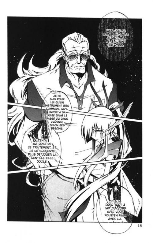Karakuridôji Ultimo T12, manga chez Kazé manga de Lee, Takei, Hiro, Bob