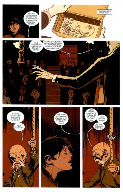 Deadly Class T3 : The Snake Pit (0), comics chez Urban Comics de Remender, Craig, Boyd, Loughridge