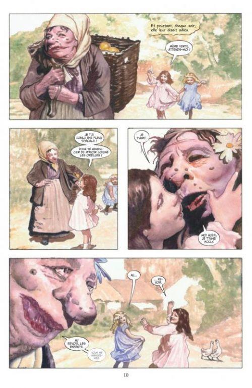 Shame : La trilogie de la Honte (0), comics chez Glénat de Kindzierski, Bolton