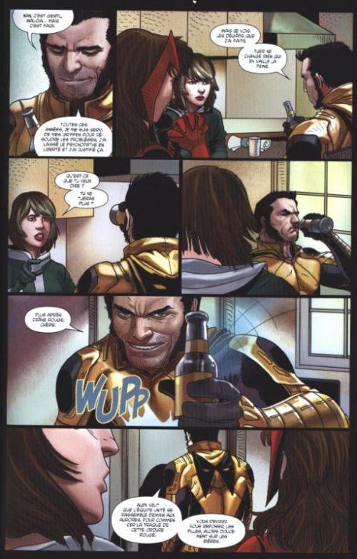 Uncanny Avengers T5 : Prélude à AXIS (0), comics chez Panini Comics de Bunn, Remender, Hernandez Walta, Acuña, Renaud, Greene, Larroca, Fernandez, Brown, White, Bellaire, Alessio