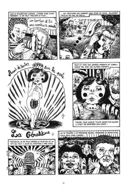 Confessions d'un puceau, bd chez Editions Rouque- Moute de Guedin