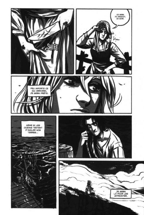 Hasard ou Destinée, comics chez Lounak de Becky Cloonan