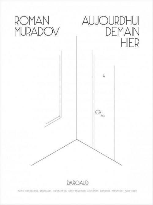 Aujourd'hui, demain, hier, bd chez Dargaud de Muradov