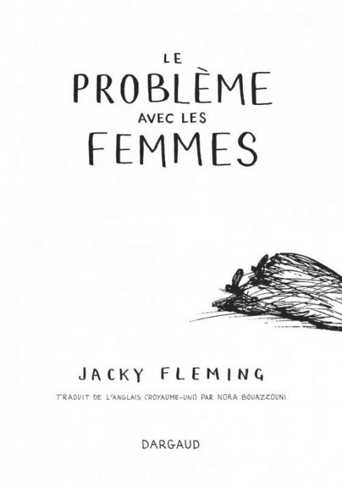 Le Problème avec les femmes, bd chez Dargaud de Fleming