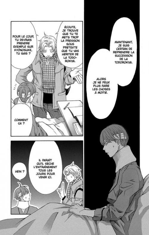 Le Chemin des fleurs T15, manga chez Kazé manga de Shimaki