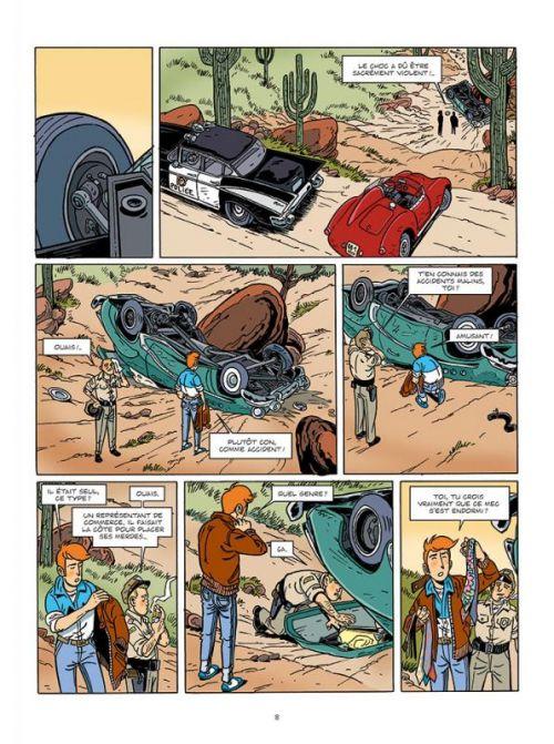 Brian Bones T1 : Roadmaster (0), bd chez Paquet de Rodolphe, Van Linthout, Stibane