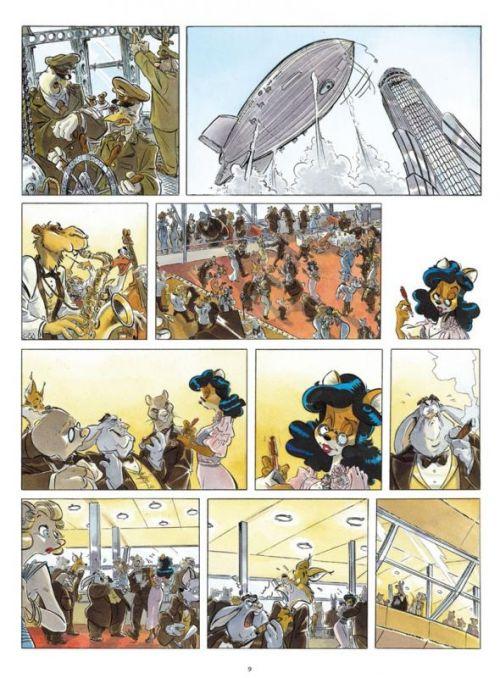 Les Ailes du singe T1 : Wakanda (0), bd chez Paquet de Willem