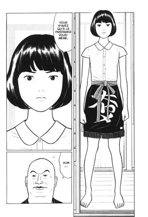 Chiisakobé T3, manga chez Le Lézard Noir de Mochizuki
