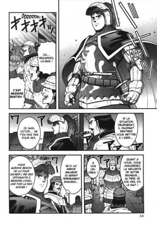 Hawkwood - Mercenaire de la guerre de cent ans T1, manga chez Bamboo de Ohtsuka