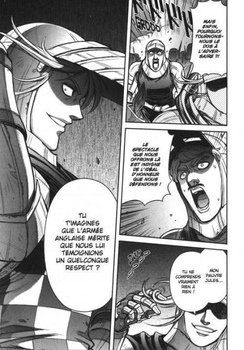 Hawkwood - Mercenaire de la guerre de cent ans T2, manga chez Bamboo de Ohtsuka