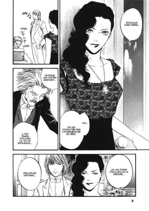 Les gouttes de Dieu T44, manga chez Glénat de Agi, Okimoto